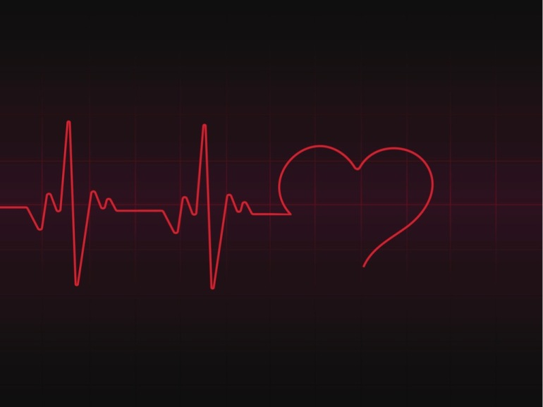 red-heart-pulse-light-transparent-effect-electrocardiogram-vector-vector-id851996898